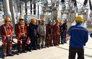 大吕电力施工团队