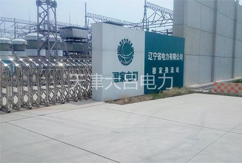 辽宁省电力公司加装伞裙及PRTV喷涂